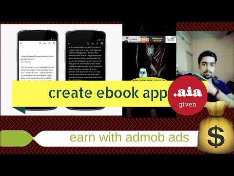Create book app with thunkable