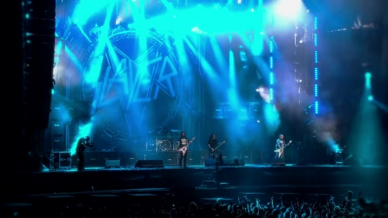 Slayer - Live at Wacken 2014 (Full show HQ) ( 720 X 1280 ).mp4