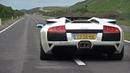 Lamborghini Murcielago LP640 V12 with LOUD Straight Piped Fi Exhaust