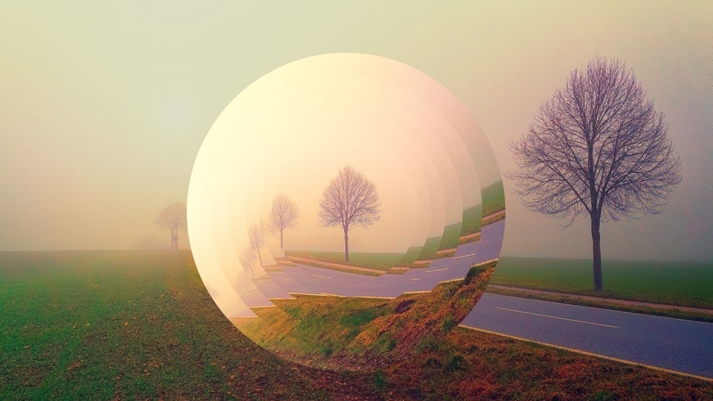 🔴 Concentric Prism   Photoshop Tutorial 171/365