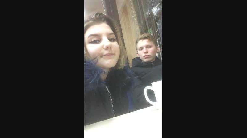Аня Золотарёва — Live