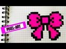 Como dibujar un lazo PIXEL ART