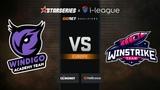 Winstrike vs Windigo Academy, map 1 nuke, StarSeries &amp i-League S7 GG.Bet EU Qualifier