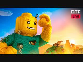 Собираем LEGO на DTF