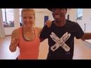 Ghetto Zouk Dance with Vitor Tavares Mendes Ivona Wande Coal Iskaba