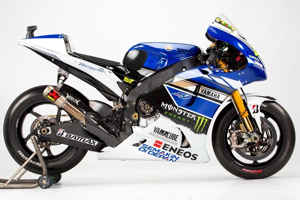 Фотографии прототипов Yamaha MotoGP (2002 - 2018)