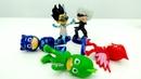 PJMasks Super Pigiamini episodi completi. Giochi per bambini