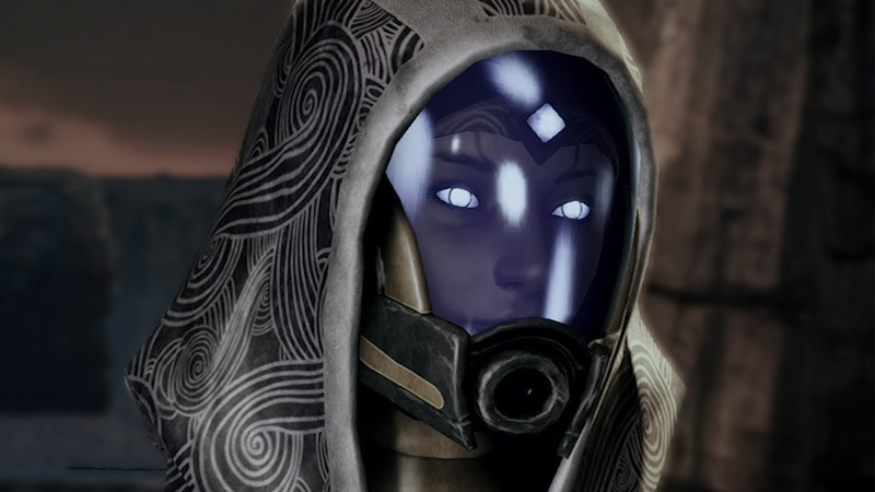 Tali Remastered - Mass Effect 3 - 2018 (Video Spoil)