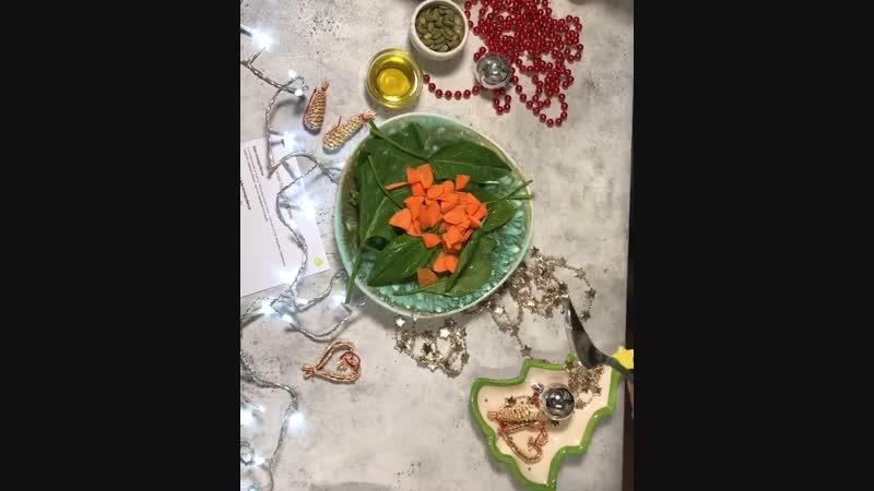 Марокканский салат с пряным нутом.mp4
