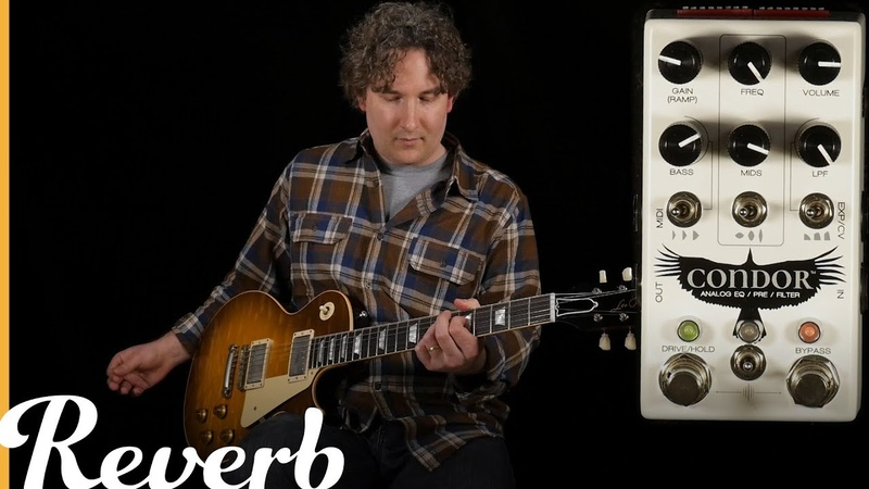 Chase Bliss Audio Condor Analog EQ/Pre/Filter | Reverb Tone Report