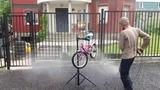 Рестоврация Велосипеда. Акция - Вело-Либерта.