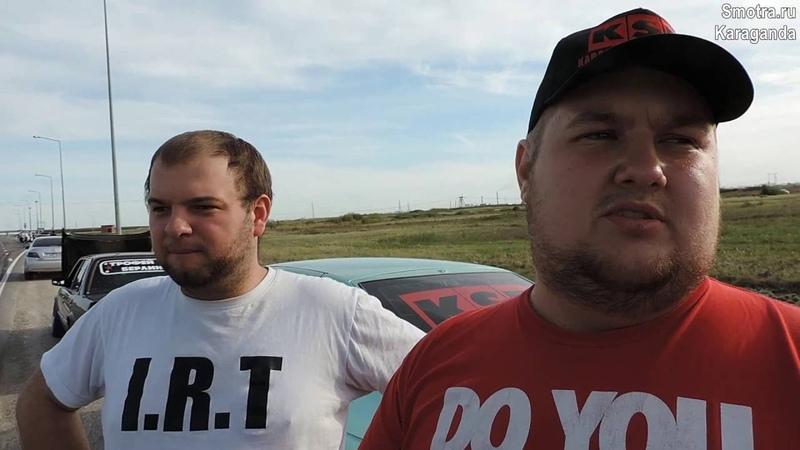 Открытие нелегала в Астане KSR IRT Smotra.ru Karaganda
