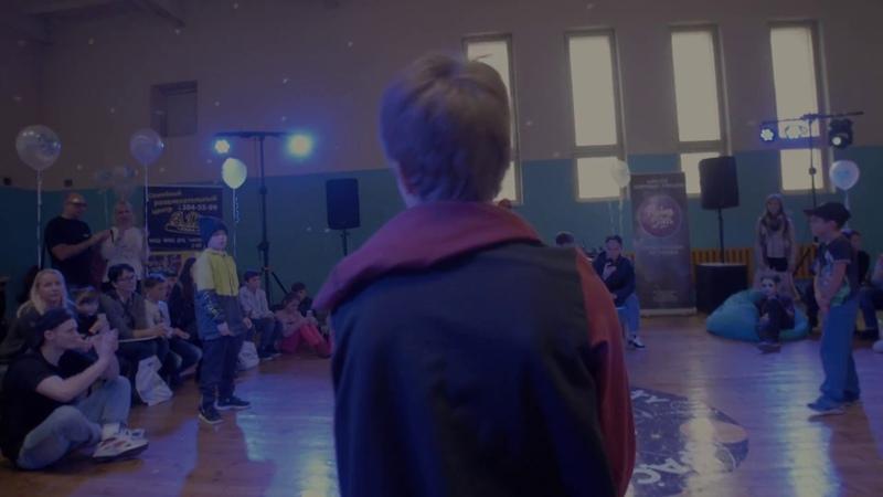 FS dance studio (Minsk) - Break Dance Kids Beginners