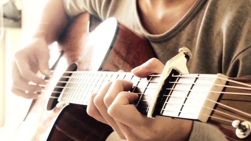 Kimi no Na Wa OST - Mitsuhas Theme Acoustic Guitar