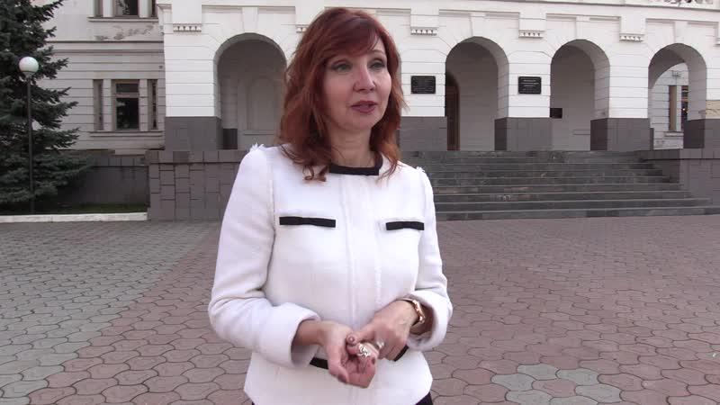 Лариса Ренар выступила на Всероссийском форуме «Неделя качества»