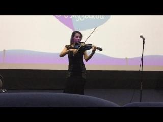 Инесса Виноградова - Арабская девушка (1)
