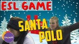 Linguish ESL Games Santa Polo (Marco Polo - Christmas Special!) LT25