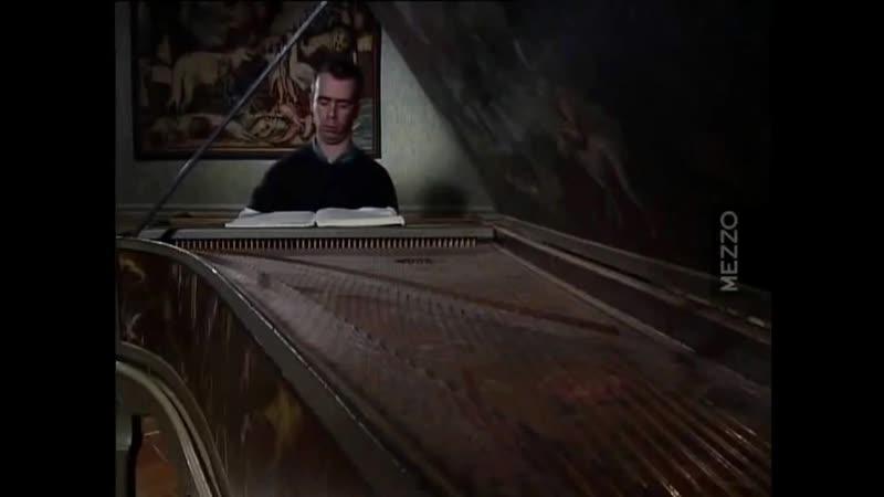 988 J. S. Bach -Goldberg-Variationen, BWV 988 - Pierre Hantaï, harpsichord
