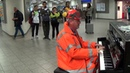 Roadman's Irresistible Piano Groove in the Station