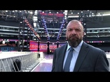 Triple H The MCG will be