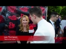 Lea Thompson interviewed at the 44th Annual Saturn Awards Red Carpet SaturnAwards