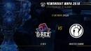 GRX vs IG ЧМ 2018 Групповая стадия День 8 Игра 2