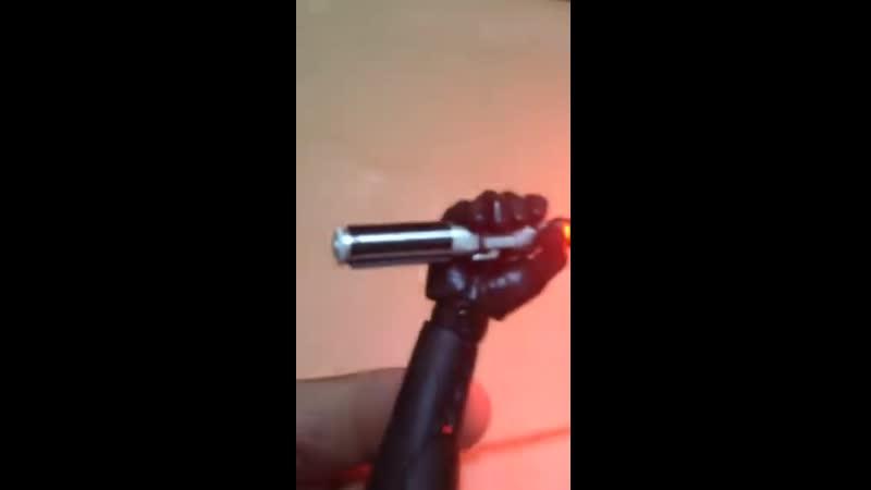 Световой меч от Chris De Guzman Звёздные войны