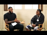 NBA 2K19 Soundtrack LeBron James feat. Curation by Travis Scott (NBA 2K 15-08-2018)