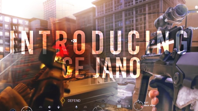 Introducing CE Jano | Rainbow Six Siege Montage