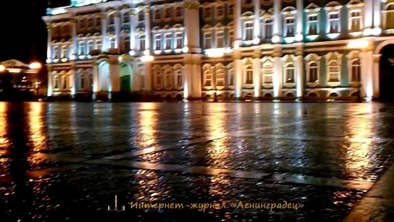Саксофонист на Дворцовой площади