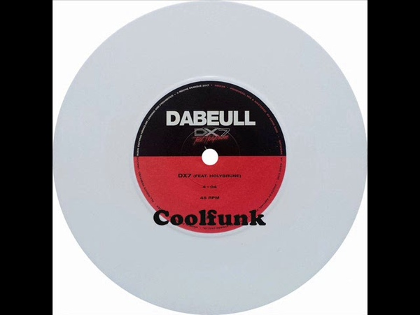 Dabeull Feat.Holybrune - DX7 (Funk)