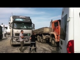 Переправа через Лену (Якутск, респ. Саха)