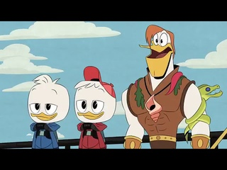 DuckTales - The Depths of Cousin Fethry! (Promo)