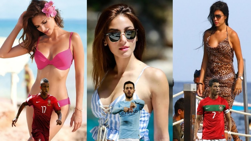 Portugal Football Players Hottest Wives And Girlfriends (WAGs) 2019