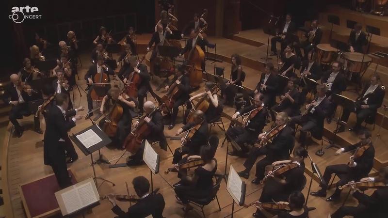 Violin concerto Brahms The Rite of Spring Stravinsky Orchestre de la Suisse romande