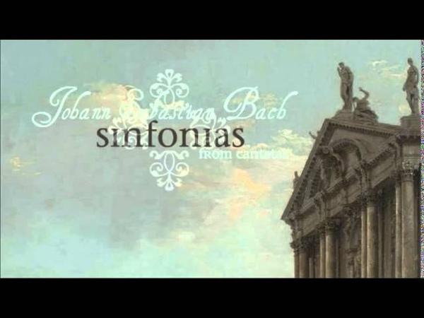 Johann Sebastian Bach - 19 Sinfonias (Accademia Bizantina; Ottavio Dantone)
