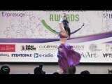 Gold Winner of 3rd Bellydance Competition _ Oriental Expression Show - Ifigenia 23270
