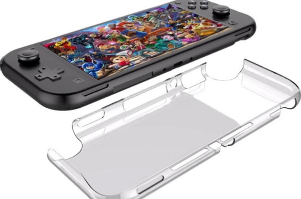 Nintendo Switch Mini появилась на сайте производителя