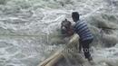 True hero: Man rescues Mule from flood-swollen Himalayan river