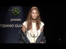 Катя Кузнецова на показе Tiziano Guardini S S 2018 Milan Fashion Week