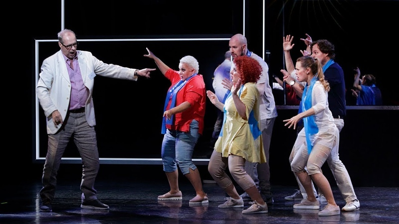 SANATORIO EXPRESS Rantala - Finnish National Opera and Ballet