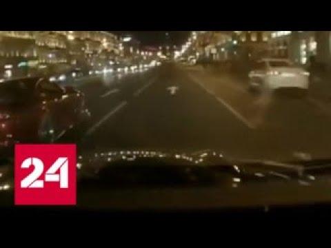 В Петербурге стритрейсер насмерть сбил пенсионерку - Россия 24