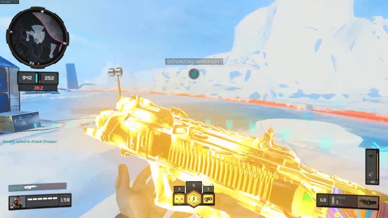Secret Tier on Gold Camo? Black Ops 4 Call of Duty