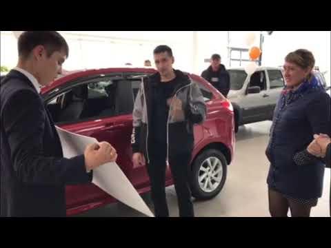 Счастливый гость Поймай удачу в автоцентре Сильвер Авто ГРУПП