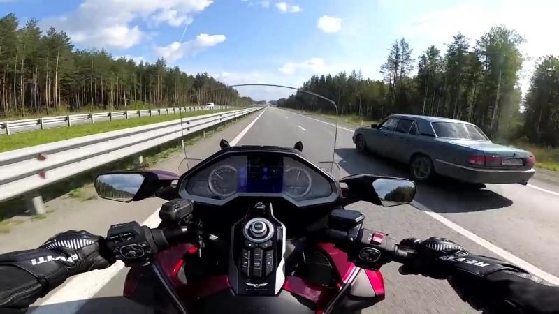 [Jet00CBR] Мотоцикл за 2,6 ляма. HONDA Gold Wing 2018. Тест от Jet00CBR