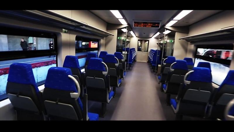 Железная дорога 2019-2024 реконструкция радиальных направлений и запуск МЦД