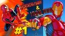Spider-Man Iron Man/Человек-паук и Железный человек 1 (Тренировочный день)