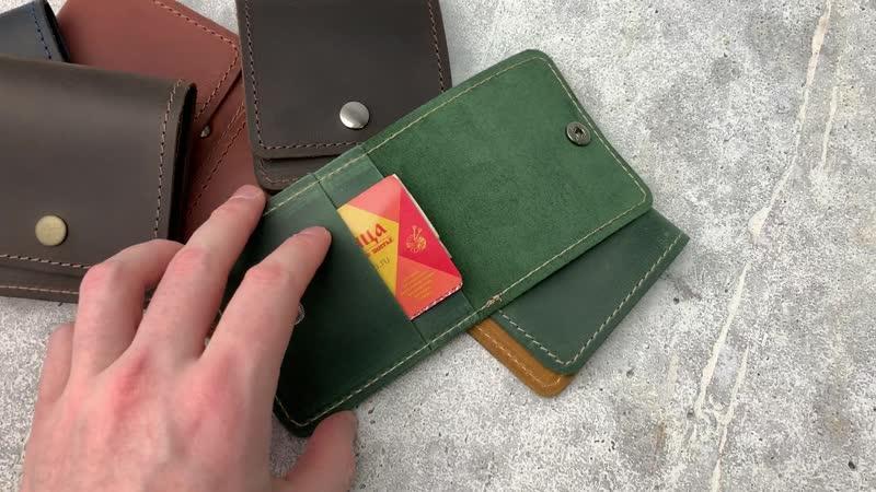 Mini wallet обзор