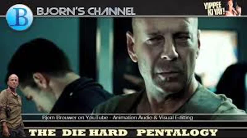 Bruce Willis - Die Hard Music Video