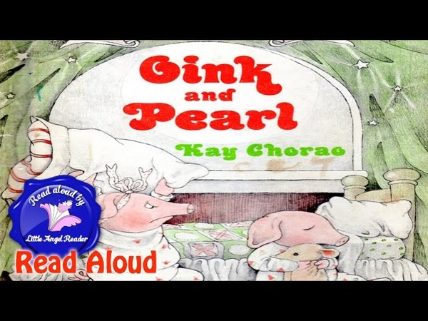 Oink and Pearl Read Aloud - 4 short stories